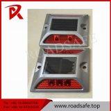 6 PCS LEDs 5mm prisioneiro estrada solar de alumínio