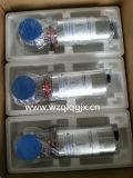 Gesundheitliches Stainess pneumatisches Schelle-Enden-Stahldrosselventil (intelligent)