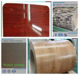 Ziegelstein-Korn-Muster PPGI strich Stahlring mit bester Qualität vor