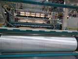 +/- 45 Fiberglas-multiaxiales (zweiachsiges) Gewebe des Grad-825GSM mit der Matte angebracht