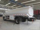 HOWO 4X2 10m3の燃料タンクのトラック