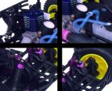High Speed 1 10 нитро 4WD тележка 4X4 игрушки RC для сбываний