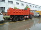 Dongfeng 6X4 210HP 20-25t 덤프 트럭 팁 주는 사람 트럭 /Dumper 트럭
