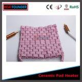 Post Welding Heat Treatment Aquecedor elétrico de almofada de cerâmica flexível