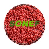 Fertilizzante granulare del residuo NPK della Nitrato-Base