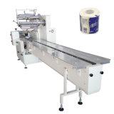 Sanitary Paper Roll Making Line를 위한 화장실 Paper Roll Packing Machine