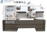 절단 금속 C6180를 위한 보편적인 수평한 기계로 가공 CNC 포탑 공작 기계 & 선반