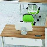 나무로 되는 도매 목제 직원 테이블 사무실 테이블 디자인