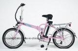 20-дюймовый складной электрический велосипед литий-ионный велосипед