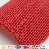 A1675 Саржа из полиэфирного волокна черного пряжа для вязания деформации воздуха сетчатый материал