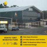 Большой шатер двойного Decker с высоким классицистическим украшением для случая партии (HML)