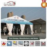 De Tent van het Frame van het aluminium met het Embleem van de Druk, Afgedrukte Kleurrijke Tenten voor OpenluchtGebeurtenissen
