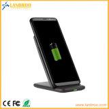 Stazione senza fili veloce mobile portatile del basamento del caricatore del Qi per il iPhone 8/X/8 Apple/di Samsung più