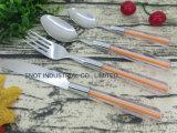 Usine de fabrication de coutellerie et couverts dîner ensemble de la vaisselle Ensemble de couteaux coutellerie défini