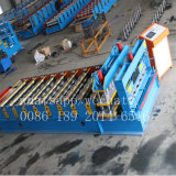 Machine de développement en métal pour la feuille de toiture