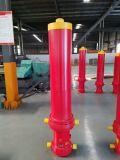 Cilindro Front-End do petróleo hidráulico da maquinaria da engenharia do carro da canela do cilindro hidráulico de caminhão de descarga