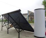 Calentador de agua solar