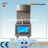 Méthode de l'anneau de platine de l'huile d'appareils de Test de tension de surface (C-800)