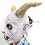 Máscara grande de los animales de la alta calidad de la talla del teatro del traje de Víspera de Todos los Santos del látex de la máscara