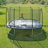 [15فت] حديقة لعبة, لعبة صيّاد [ترمبلين] مع أمان إحاطة لأنّ بالغ أو جدي
