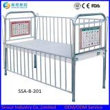 病院の家具のステンレス鋼の子供の看護1機能病院用ベッド
