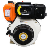 À la verticale/ /d'injection directe refroidi par air moteur Diesel (ETK FA186E)