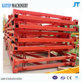 Fait dans la meilleure grue à tour intérieure de rampement des ventes Tc5023 de la Chine Asie pour des machines de construction