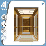 سرعة [0.4م/س] رفاهيّة زخرفة منزل مصعد