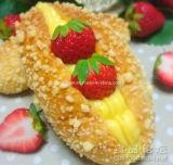 Zhouji 경쟁가격 높은 점성 음식 급료 나트륨 Alginate 분말 25 Kg/Bag