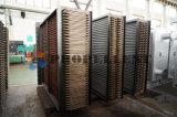 Réchauffeur d'air échangeur de chaleur du tube à ailettes / Chauffage à gaz