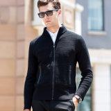 2018 Новый мужской Вязаная кофта свитер шерстяной молнией Весна Осень оптовая торговля