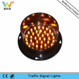 Módulo Amarillo IP68 luz LED 100mm Semáforo Señal
