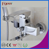 Fyeer Long Spout Bathroom BathおよびShower Mixer Faucet (QR1001D)
