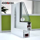 Conch 60/95 Sliding Window와 Door PVC/UPVC Profile