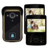 3,5 pouces porte vidéo sans fil Téléphone 2 moniteur&1caméra