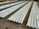 0,3-1,2 mm d'épaisseur du panneau de toit en acier en métal galvanisé