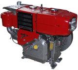 3kw, das Dieselmotor mit direkter Einspritzung (R185NL, manuell durchdreht)