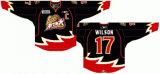 Liga de Hóquei de Ontário personalizados Owen Ataque Som 2009-2012 Home/Estrada Hóquei no Gelo Jersey