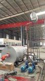 De Boiler van de olie voor Machine van de Pers van het Triplex de Hete