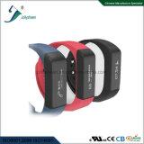 Projeto de molde confidencial do bracelete esperto esperto novo do registro do bracelete do esporte do Wristband de Bluetooth