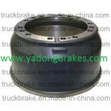 大型トラックのための3874210201のトレーラーの部品のブレーキドラム