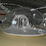 Aufblasbares sehr großes Luftblasen-Zelt für Arbeitsweg-aufblasbares Produkt-transparentes Zelt