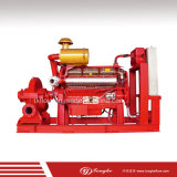 Feuer Fight Pump Group mit Jockey Pump und Control Panel