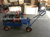 63mm/250mm HDPE de Plastic Machine van het Lassen van de Pijp