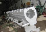 PE de alta velocidad de vacío del tanque de calibración