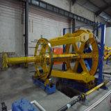 Equipo de producción del cable de alambre de Rvv