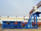 la pianta d'ammucchiamento concreta mobile 50m3/H fissa il prezzo di Yhzs50