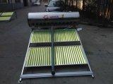 Presión calentador de agua solar de tubos de vacío de alta eficiencia caloducto