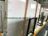Azulejo de mármol blanco de calidad superior de China Ariston para su chalet