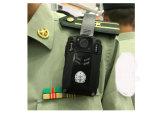 Appareil-photo externe de support d'appareil-photo de police du WiFi 4G 3G 2.8 '' mini et à télécommande usés par corps